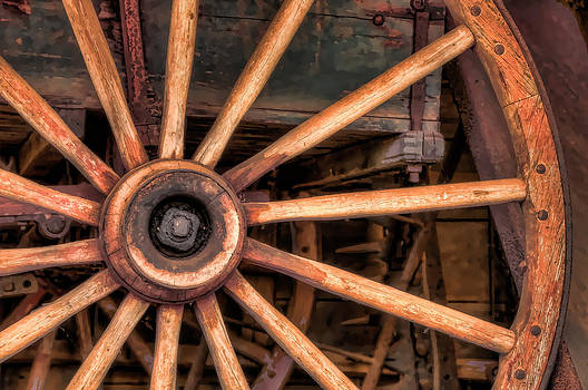 Wagon Wheel by Donnie Bagwell