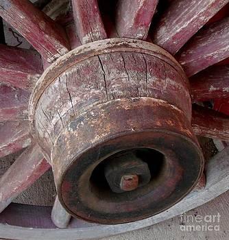 Gail Matthews - Wagon Wheel Hub