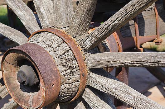 Wagon Wheel by Philip Chiu
