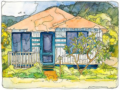 Stacy Vosberg - Waianae House