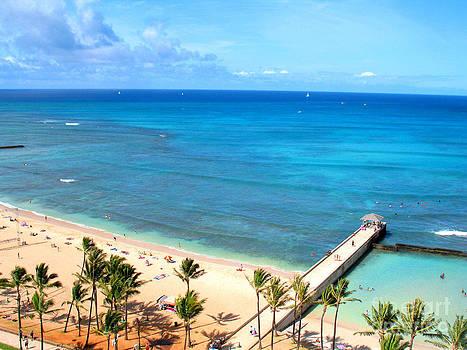 Waikiki Paradise by Kristine Merc