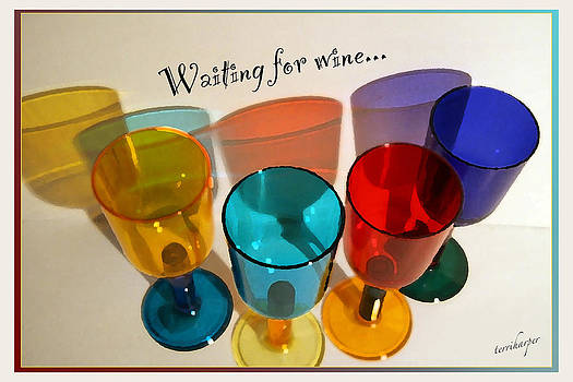 Waiting For Wine by Terri Harper