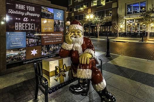 David Morefield - Waiting on Christmas in Sugar Land