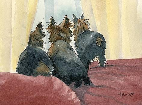 Waiting on our Daddy by Marsha Elliott
