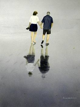 Walk in the Fog by Brenda Bliss