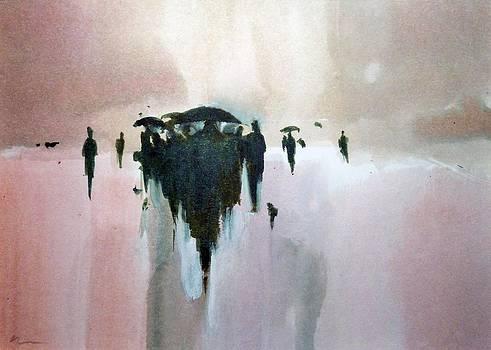 Walk To The Sun by Ed  Heaton