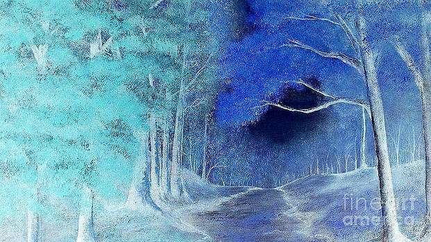 Walkin After Midnight by Paula Higgenbotham  Johnson