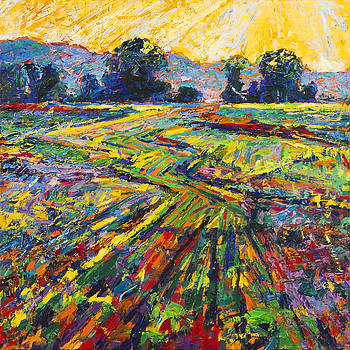Walking On Sunshine by Brian Mahieu