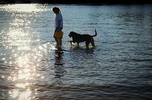 Walking On Sunshine by Laura Fasulo
