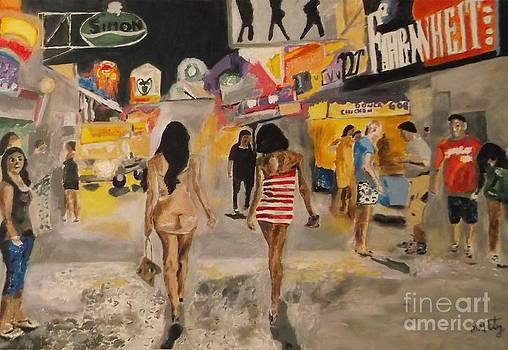 Walking Street by Harry Pity