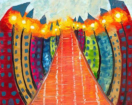 Walkway of Whimsy by Jessilyn Park