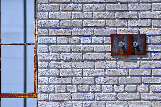 Wall Eyes by Bruce Smith