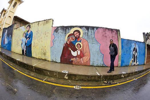 Wall of beliefs by Marlon Dag