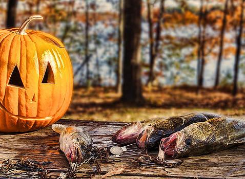 Walleye Harvest by Paul Geilfuss
