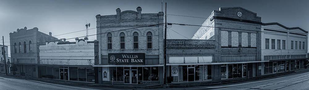 David Morefield - Wallis State Bank