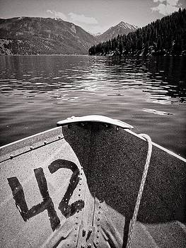 Wallowa Lake by Whitney Nanamkin