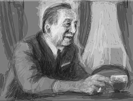Walt Unfinished by Peggy Hickey