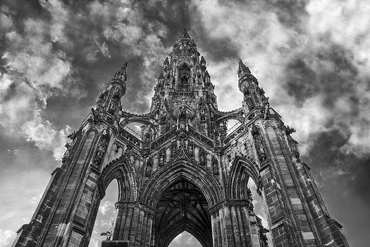 Jason Politte - Walter Scott Monument