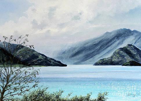 Stanza Widen - Wanaka Lake