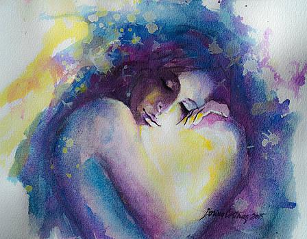 Wandering Through Dreams by Dorina  Costras