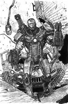 War Machine by Dheeraj Verma