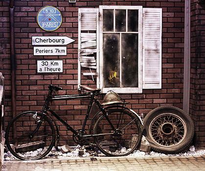 War Torn Bike by Marc Henderson