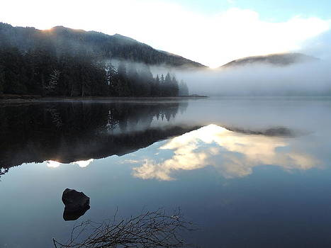 Ward Lake by Karen Horn