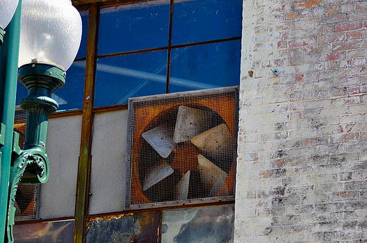 Warehouse Abstraction by Bruce Smith