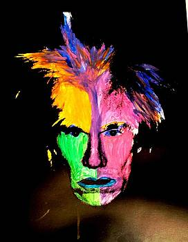 'Warhol - in Living Color' by Loretta Moore