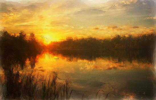 Warmth by Michael Huddleston