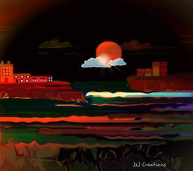 Warmth of the Orange by Jan Steadman-Jackson