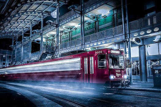Warp Train by Robbie Snider