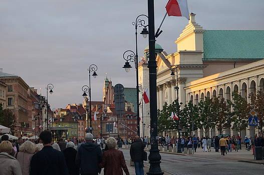Warsaw 6 by Mariusz Loszakiewicz