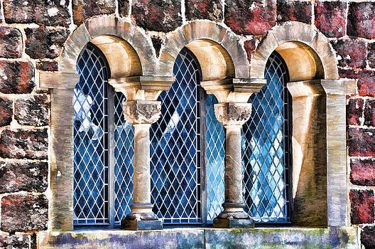 Wartburg Castle - Eisenach Germany - 2 by Mark Madere