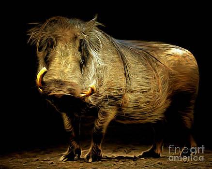 Wingsdomain Art and Photography - Warthog 20150210brun