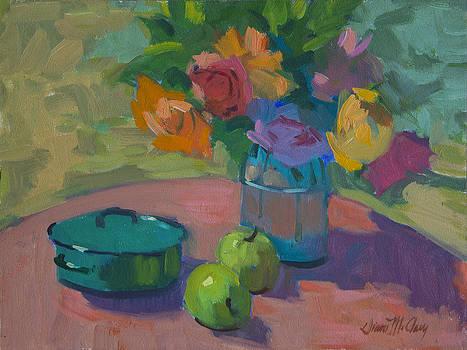 Diane McClary - Washington Apples
