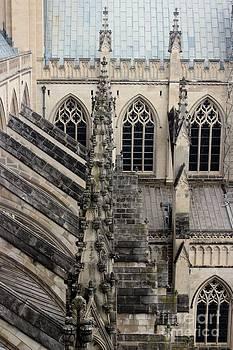 Washington National Cathedral. USA by Ausra Huntington nee Paulauskaite