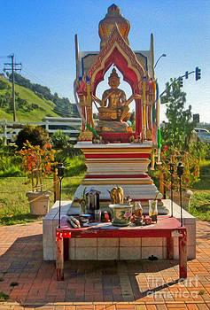 Gregory Dyer - Wat Buddhi Chino Hills - 04