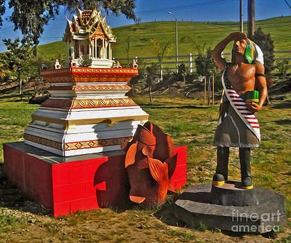 Gregory Dyer - Wat Buddhi Chino Hills - 05