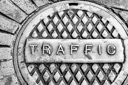 Kathleen K Parker - Watch Out For The Traffic 2 - bw