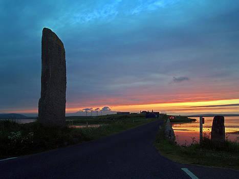 Watch Stone Sunset by Steve Watson