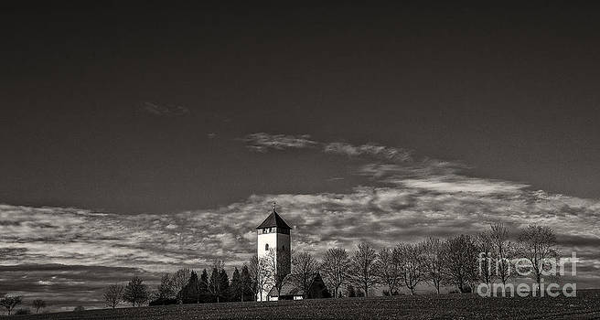 Watching over Buchheim by Bernd Laeschke