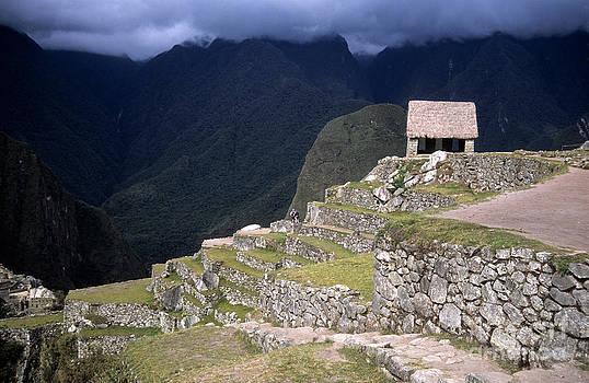 James Brunker - Watchmans Hut Machu Picchu