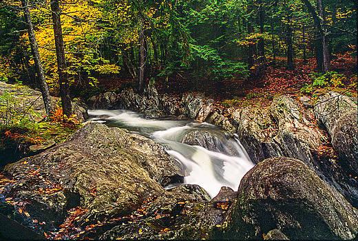 Matt Create - Water Falling over Rocks 2
