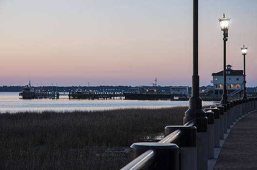 Water Front Park by Allen Carroll