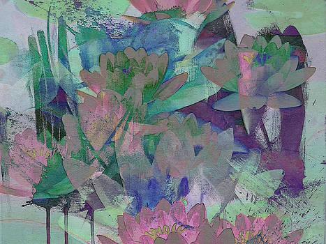 Water Lilies I by Stephen Washington