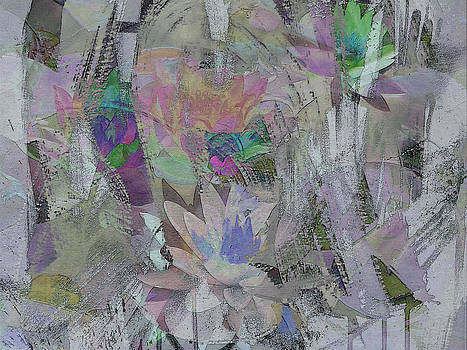 Water Lilies II by Stephen Washington