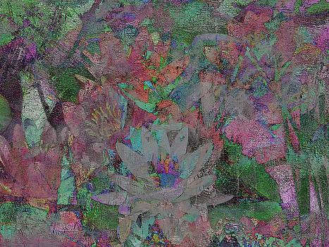 Water Lilies VI by Stephen Washington