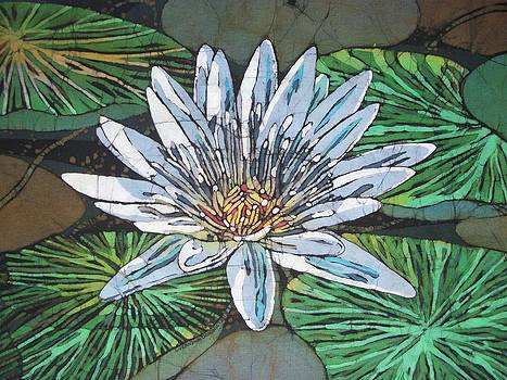 Water Lily 2 by Lukandwa Dominic