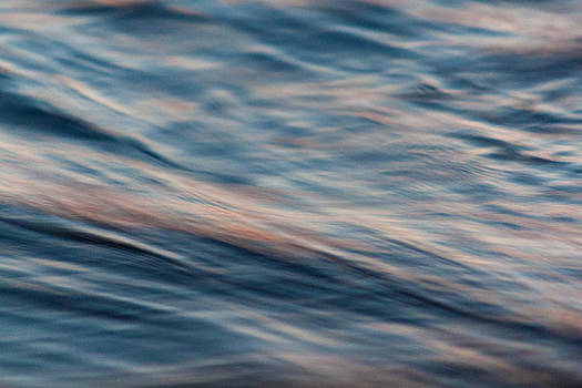 Water Movement - Abstract by Matt Dobson